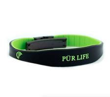 Authentic Pur life Negative Ion Bracelet EXCEL black & green Purlife BALANCE