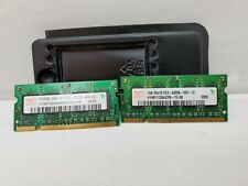 2 Computer Memory cards 1-1GB and 1-512MB