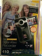 Vivitar 410 Digital Video Recorder With Camera - 180° Screen Turns - NEW!