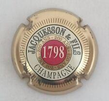 capsule champagne JACQUESSON & fils cuvée bicentenaire n°16