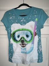 Justice Girls Shirt Size 16