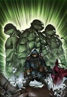 TMNT THE LAST RONIN #1 NYCC 2020 EXCLUSIVE LE 450 RAYMOND GAY PRE-SALE