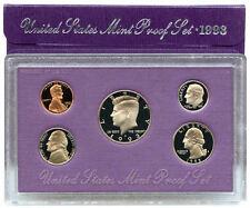 1993 S US Mint Proof Coin Set