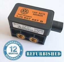Volkswagen New Beetle, Golf 4,  ESP YAW RATE SENSOR 1J0907657B  (Refurbished)