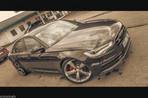 Audi GENUINE Sideskirts S6 Side SkirtsFor Audi A6 s6 C7 4G