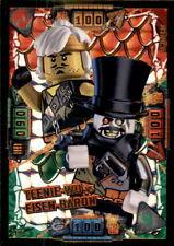 LE11 - Teenie-Wu vs Eisen-Baron - Limitierte Auflage - LEGO Ninjago SERIE 4