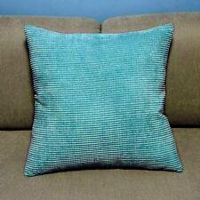 "Lake Blue Corn Kernels Corduroy Decor Cushion Cover Pillow Case Square 17"" Pt160"