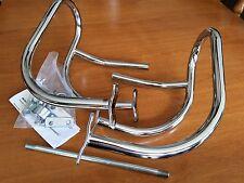 NEW BMW /2 R50 R60 R69S  CHROME WRAP AROUND ENGINE BARS W/HARDWARE+MOTOR STUD