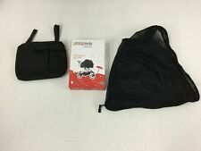 Phil & Teds Snug Carrycot Sun Cover Dash Black New Open Box