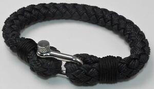 Armband Berlin Schwarz / Schwarz normal Limited Edition