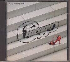 CD-Album: Chicago - If You Leave Me Now <
