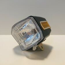 Bicycle bike vintage 1980s parts accessories japan Front light head deadstock