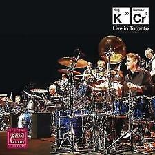 Live in Toronto-November 20th 2015 von King Crimson (2016)