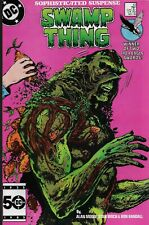 Swamp Thing No.43 / 1985 Alan Moore & Stan Woch