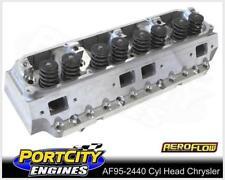Aeroflow Complete Alloy Cylinder Heads 84cc Chrysler V8 Big Block AF95-2440