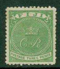 Fijian Cats Australian & Oceanian Stamps