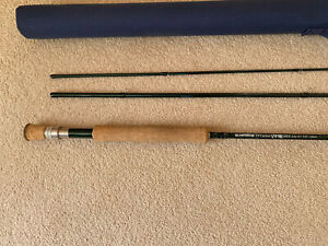 "Lureflash XT Carbon Viper MKII #6/7, 9'-6"" 3 piece Fly Rod in good condition"