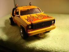 I.M.C. 1970's Chevy racing track RARE slot car 1/32/1/24 offered by MTH