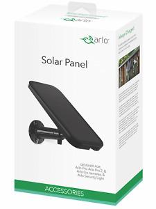 Arlo Solar Panel for Arlo Pro, Arlo Pro 2 & Arlo Go cameras & Arlo Security Ligh