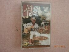 FREE SHIPPING Merle Travis The Guitar Player Audio Cassette 1997 KRB Music