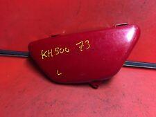 Seitenverkleidung Abdeckung Side Cover Verkleidung Kawasaki KH 500