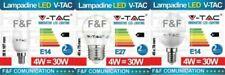 Lampadine LED Globo E14 per l'illuminazione da interno