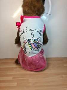 Pouch Couture Summer Edittion Dog Dress