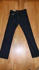 Hollister Jeans W28 L30 Slim Straight Knopfleiste sehr guter Zustand  beach.