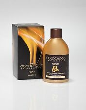 COCOCHOCO GOLD HAIR RESTRUCTURING  KERATIN TREATMENT  250ml + 100ML SHAMPOO