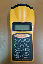 Misuratore Laser Distanza Volume Area Metro Puntatore Ultrasuoni Display LCD