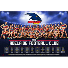 AFL - 2016 Team Posters Adelaide Crows POSTER 61x91cm NEW * Footy
