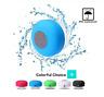 Altavoz de Ducha con Bluetooth Portátil Impermeable Resistente al Agua y Ventosa