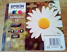 Epson Multipack 4 Farben 18 Claria Home