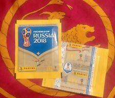 Bustina sigillata Panini RUSSIA 2018 - versione Mc Donald GERMANIA -  WC WM 2018