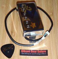 Gibson Les Paul Pickup Burstbucker Pro Chrome Neck Guitar Parts Humbucker HP SG