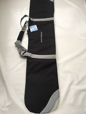 Brand New Serious Black Snow Board -Ski Bag Length 182cm