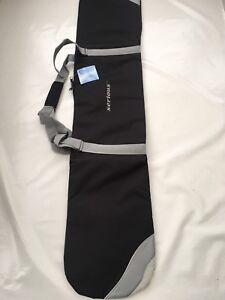 Brand New Serious Black Snow Board -Ski Bag Length 182cm