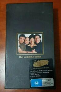Seinfeld - The Complete Series 1-9 - Black Box DVD (32 Disc Set)