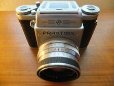 PRAKTISIX (PENTACON SIX) 6X6 FORMAT SLR CAMERA *ZEISS  BIOMETER 80MM 2.8 / WORKS