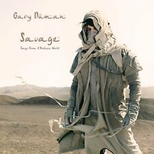 Gary Numan - Savage (Songs from a Broken World) (NEW DELUXE CD)