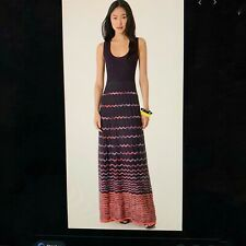 M MISSONI Striped Long Dress Size: M/L $1477