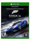 Forza Motorsport 6: Ten Year Anniversary Edition [Xbox One XB1, Sports Racing]