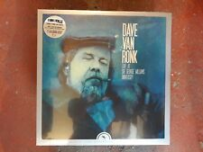 Dave Van Ronk - Live At Sir George Williams Uni - RSD 2018 - Vinyl - NEW/SEALED