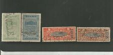 PHILIPPINES CUSTOMS REVENUE STAMP COLLECTION