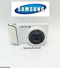 Samsung Galaxy Camera EK-GC120 16.0MP Digital Camera - White (Verizon) 21x zoom