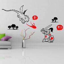 Pegatinas y plantillas de pared sin marca color principal negro para el dormitorio
