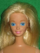 Vintage 1985 Magic Moves Mattel Barbie Doll -Nude for One of a Kind