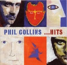 """PHIL COLLINS """"HITS"""" CD NEW+"""