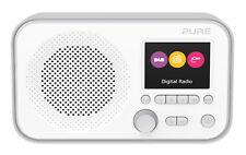 Pure Elan E3 Grey Portable DAB Digital & FM Radio With Colour Display VL-62946