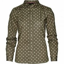 Seeland Erin Lady Shirt (Green tile) Soft Cotton Country Hunting Shooting New